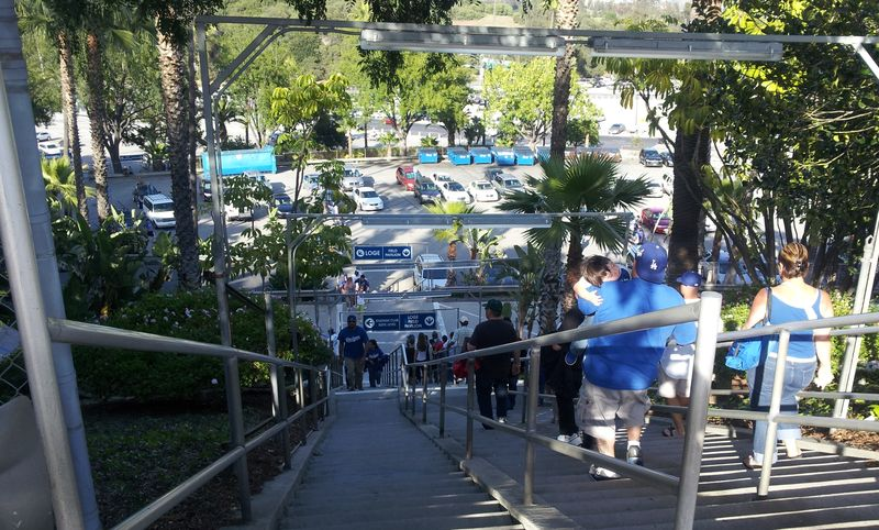 Dodger Stairs