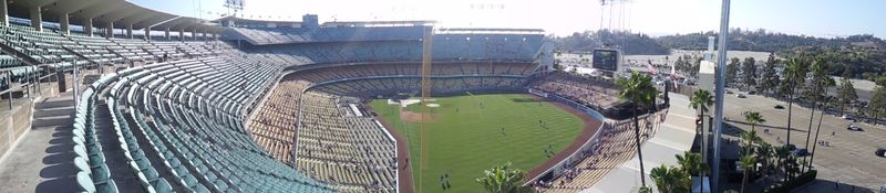 2012 Dodger Blog Panorama 2