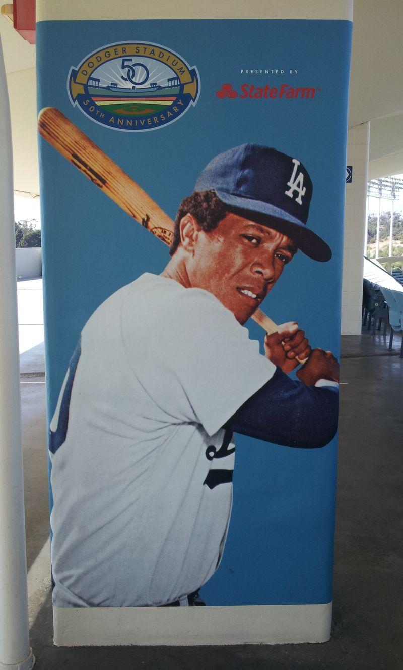 2012 Dodger Blog Maury Wills