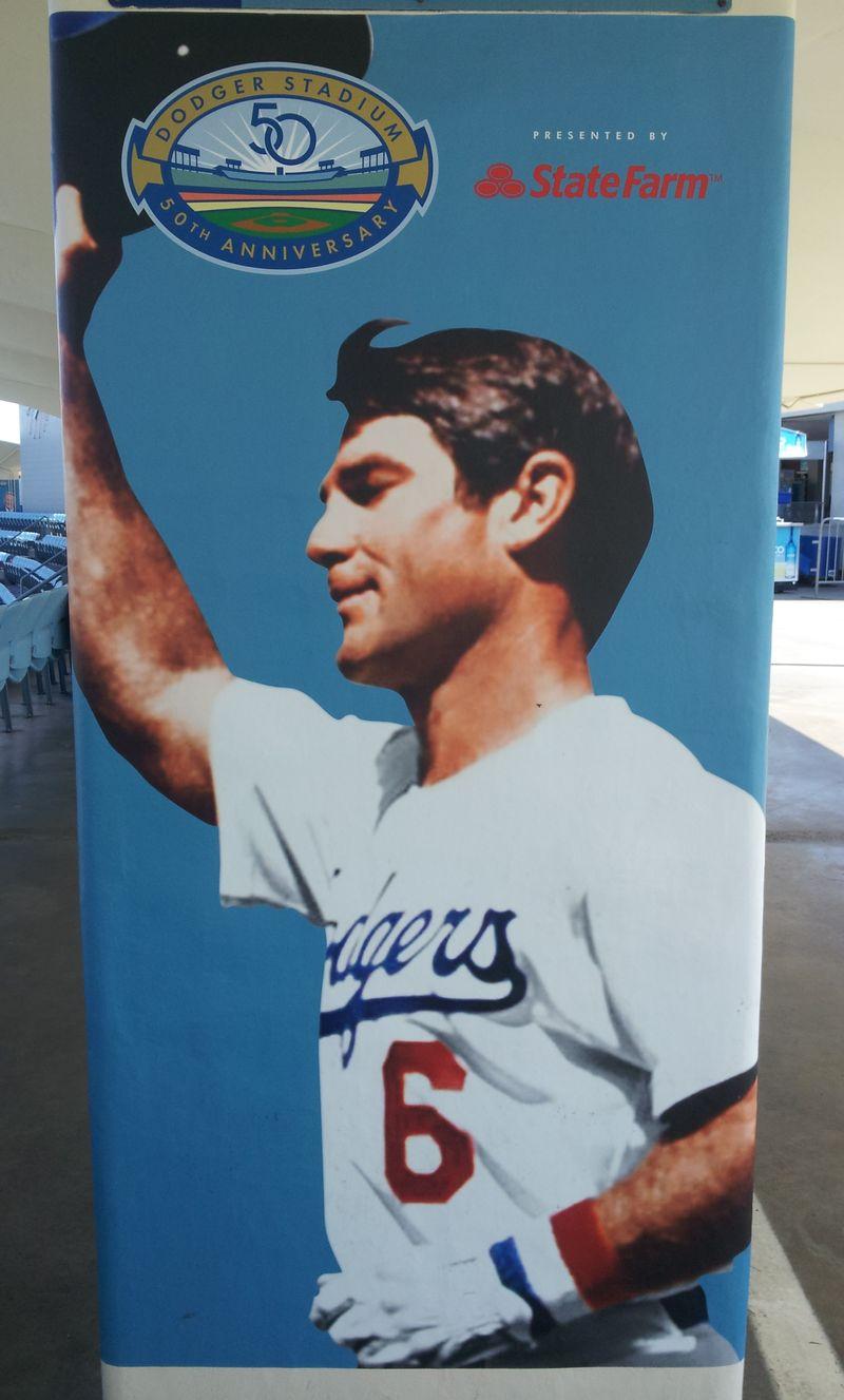 2012 Dodger Blog Steve Garvey