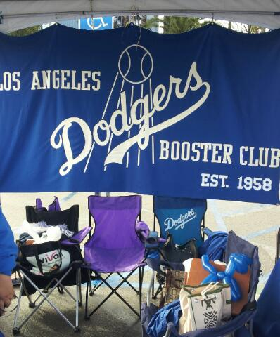 2013 Dodger Blog Fan Fest Boosters
