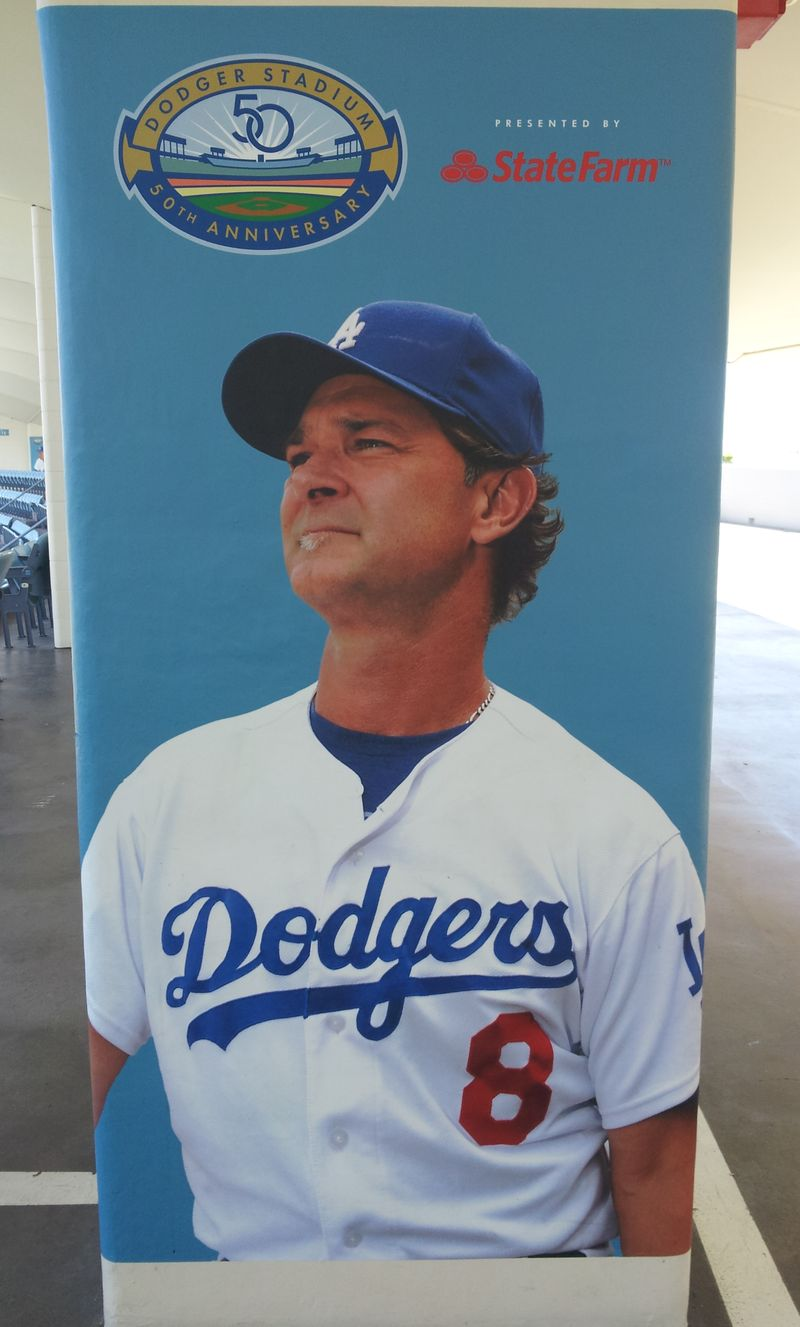 2012 Dodger Blog Donnie Baseball