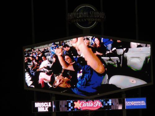 2013 Dodger Blog v Arizona weds dance off