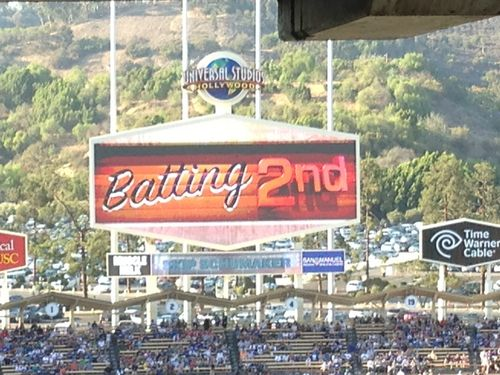 2013 Dodger Blog vs Red Choo batting 2 pic 22