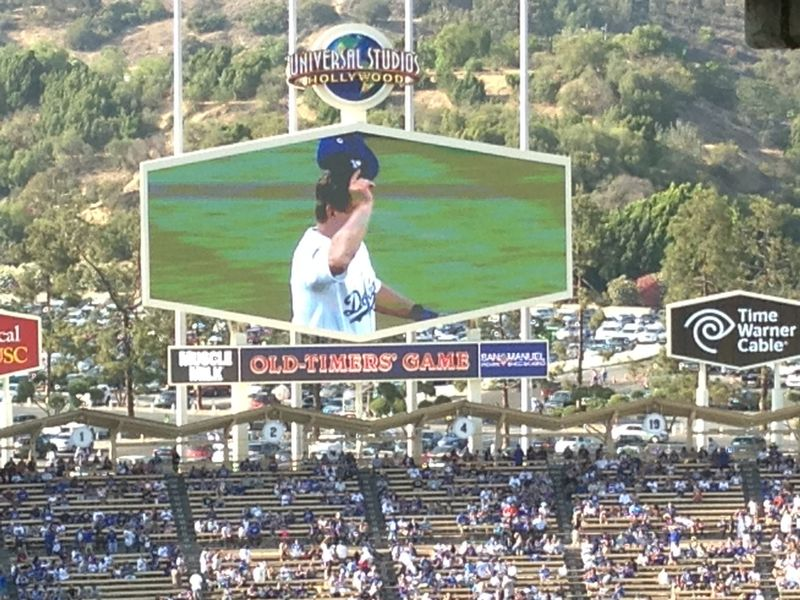 2013 Dodger Blog Old Timers Game pic 45 Ron Cey pic 3