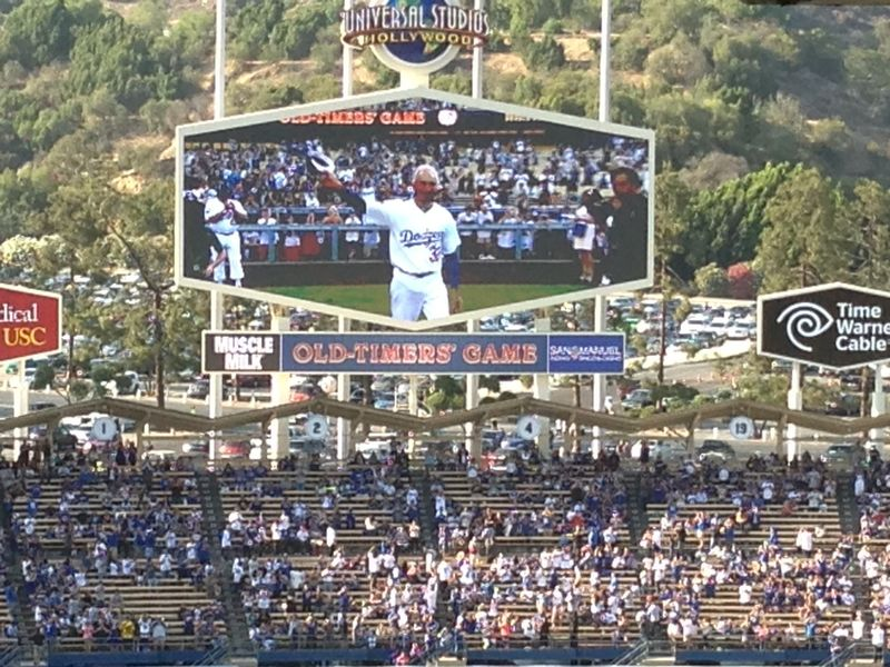 Old Timers Game Sandy Koufax pic 9 pic 79