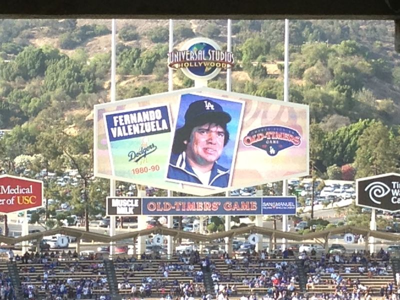Old timers game Fernando 1 pic 49