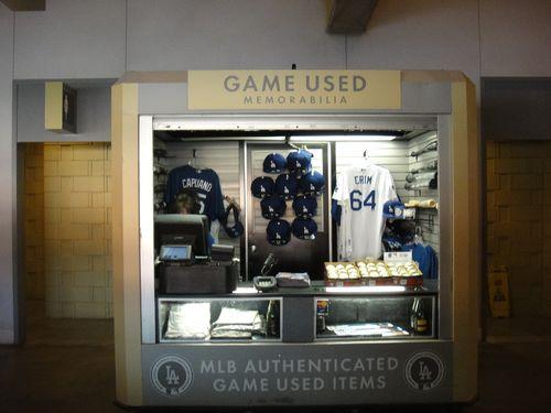 2013 Dodger Blog v Arizona field level 4