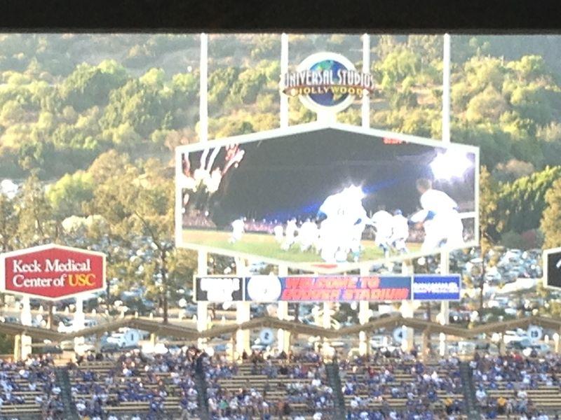 2013 Dodger Blog vs Phillies game 1 UcLA pic 12