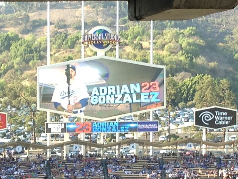 2013 Dodger Blog vs Red Choo Adrian pic 23