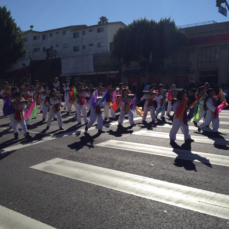 Echo Park Holiday Parade pic 43 Jujitu pic 3