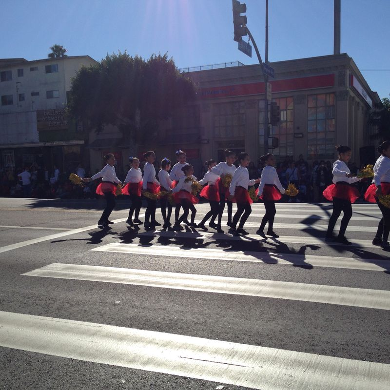 Echo Park Holiday Parade pic 53 Rise pic 13