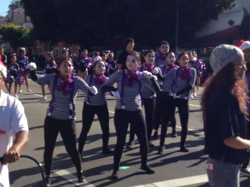 Echo Park Holiday Parade Allesandro Elementary pic 4