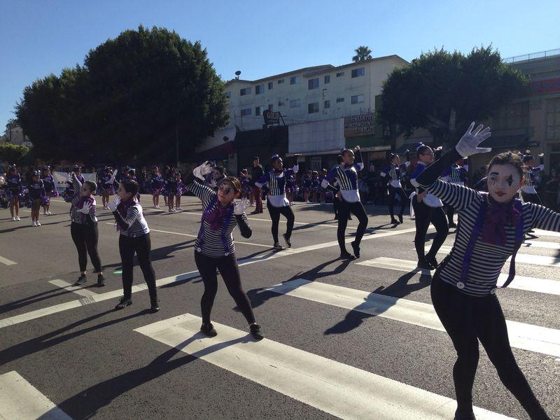 Echo Park Holiday Parade Allesandro Elementary pic 6