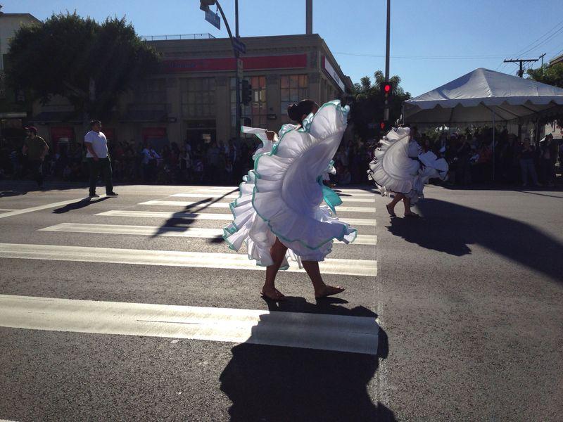 Echo Park Holiday Parade Ballet Folkloriko pic 7