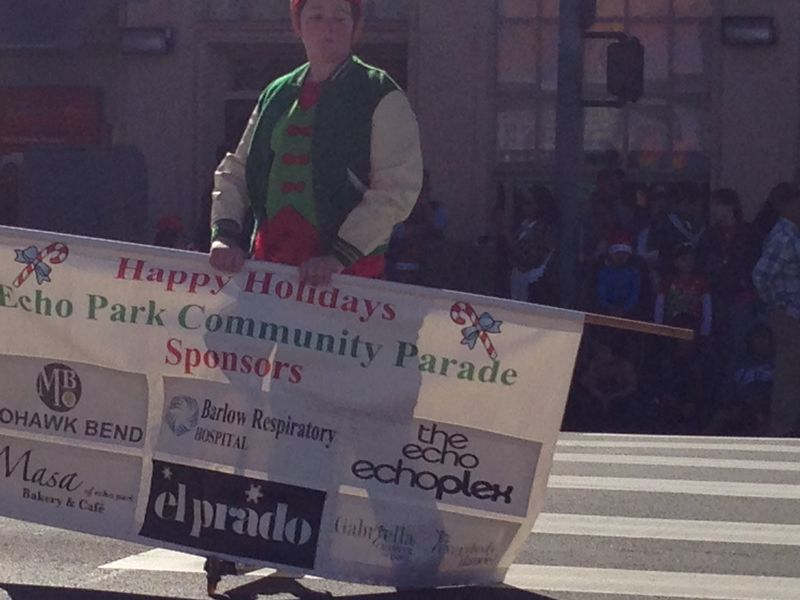 Echo Park Holiday Parade pic 2
