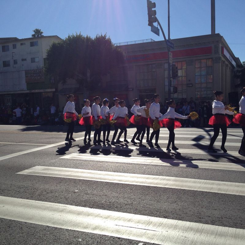 Echo Park Holiday Parade pic 52 Rise 12