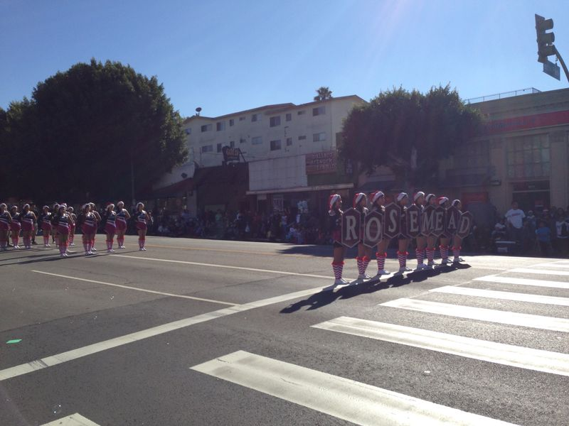Echo Park Holiday Parade Rosemead pic 1