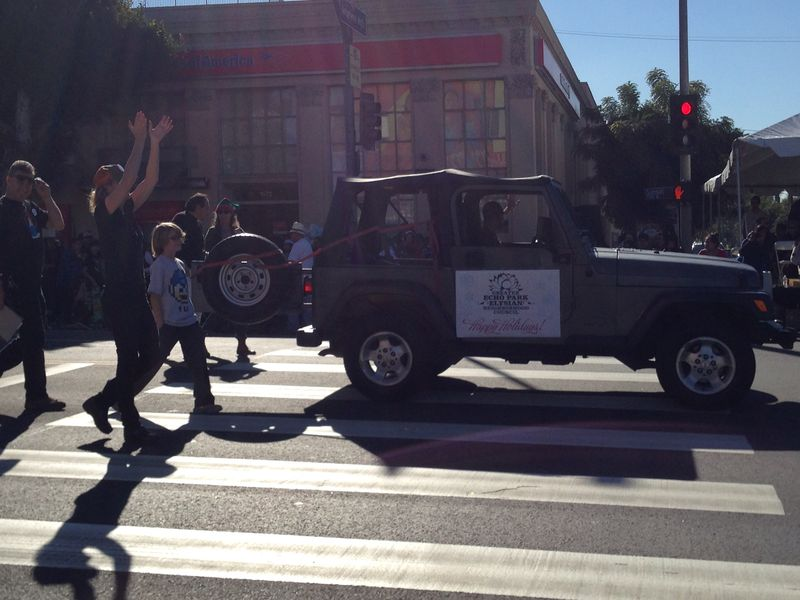 Echo Park Holiday Parade Rosemead pic 104