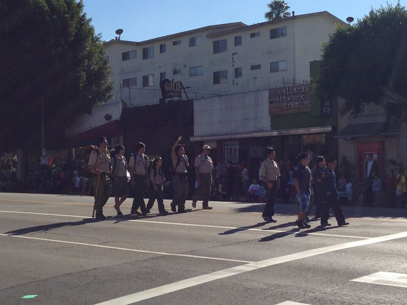 Echo Park Holiday Parade Troop 121 Echo Park pic 1