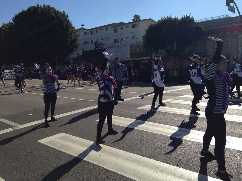 Echo Park Holiday Parade Allesandro Elementary pic 7