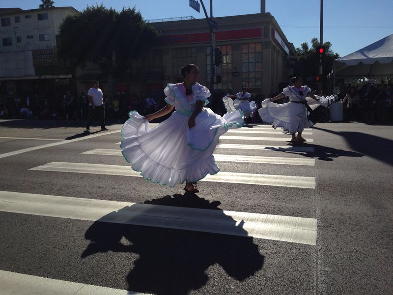 Echo Park Holiday Parade Ballet Folkloriko pic 5