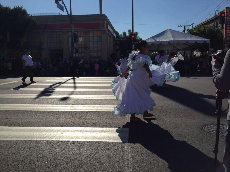 Echo Park Holiday Parade Ballet Folkloriko pic 8