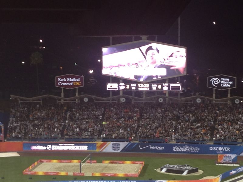 2014 Dodger Blog Stadium Series pic 21