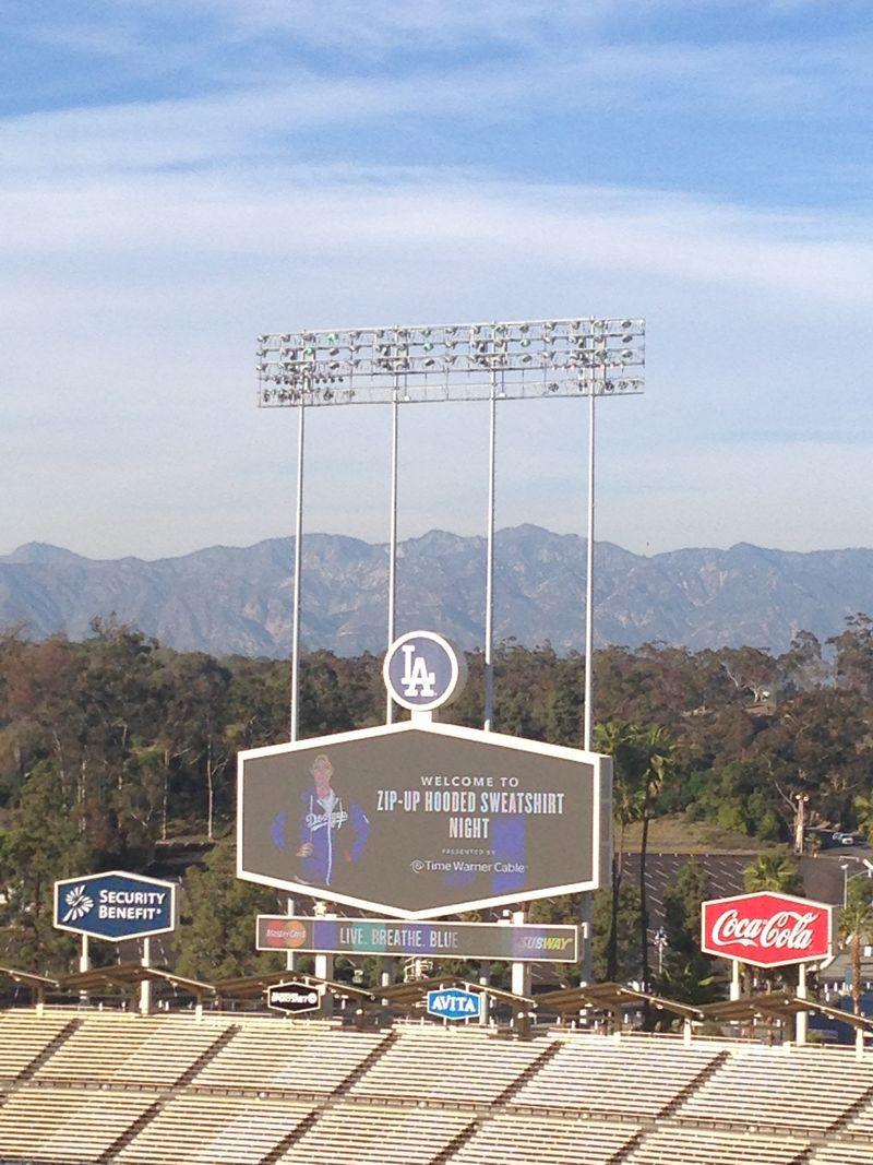 2014 Dodger Blog Hoodie vs Tigers pics 2