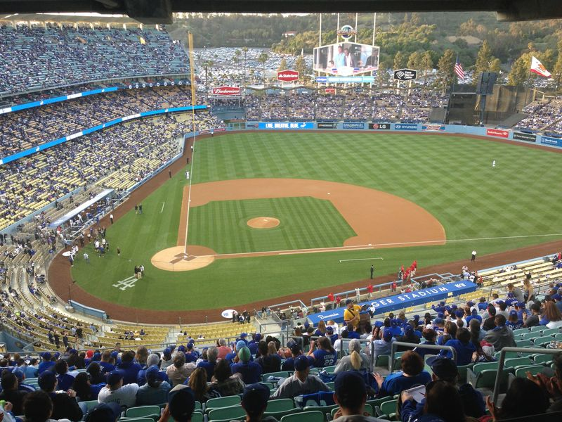 2014 Dodger Blog vs Phillies game 3 pic 9