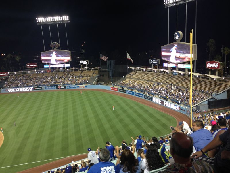 2014 Dodger Blog vs Miami Game 1 Pic 11