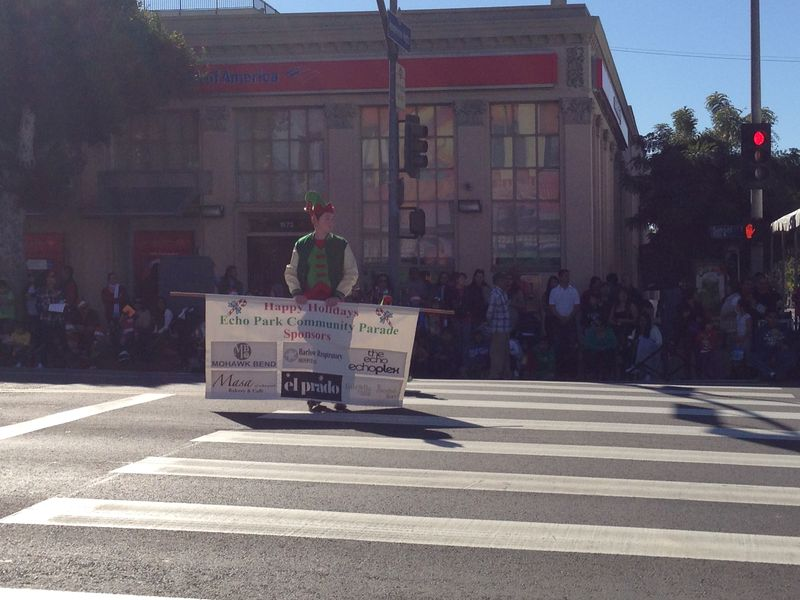 Echo Park Holiday Parade pic 1