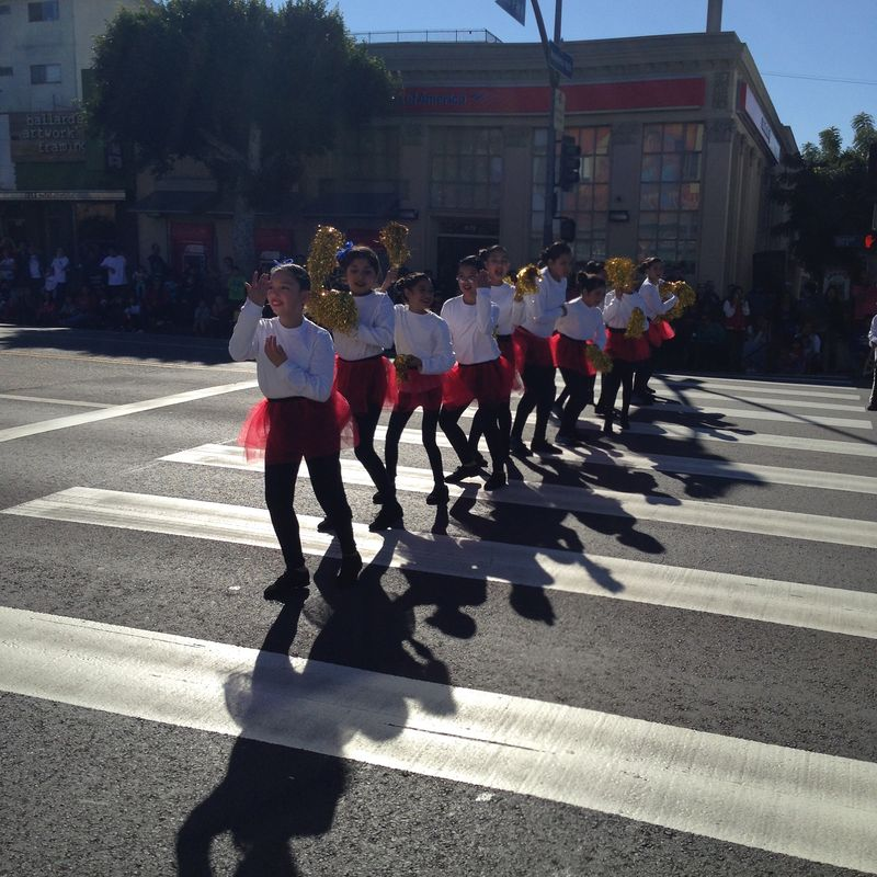 Echo Park Holiday Parade pic 46 Rise pic 7