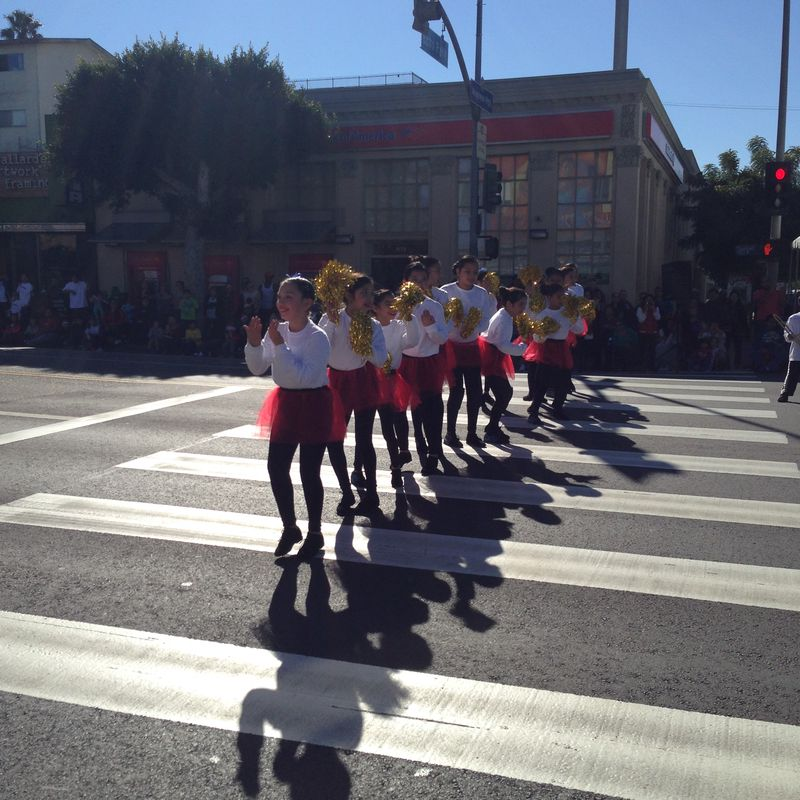 Echo Park Holiday Parade pic 47 Rise pic 8