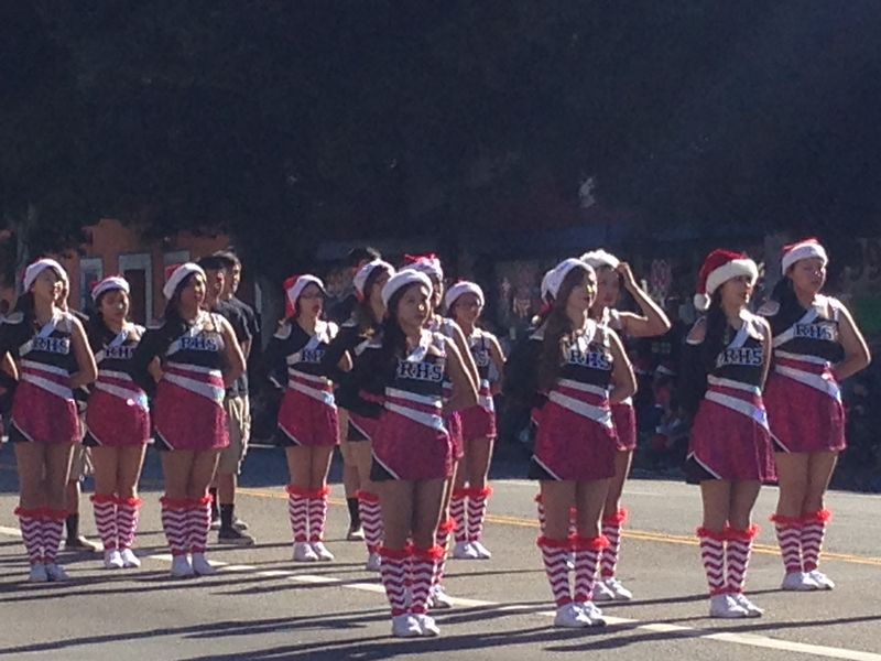 Echo Park Holiday Parade Rosemead pic 3