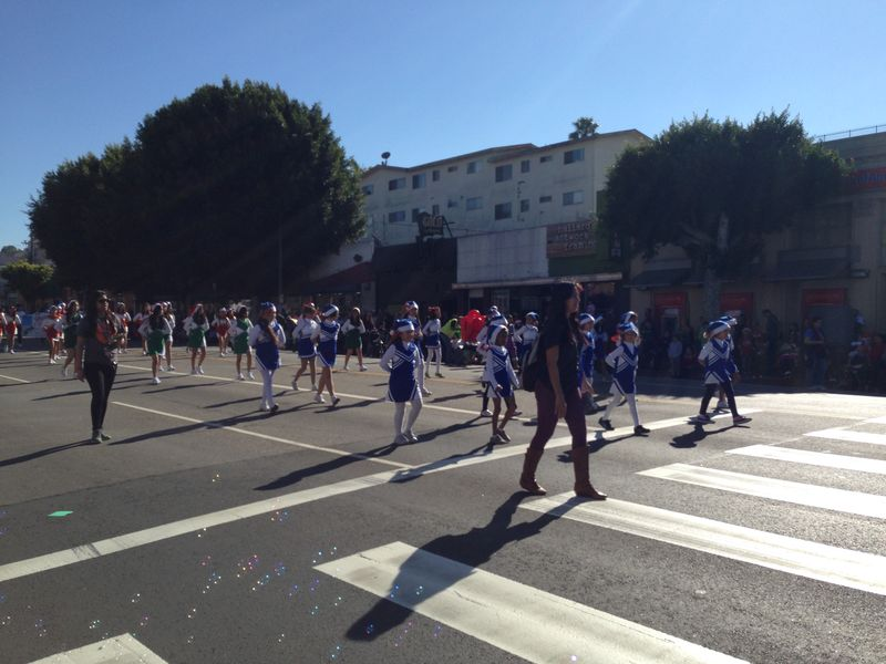 Echo Park Holiday Parade Logan Street School pic 8