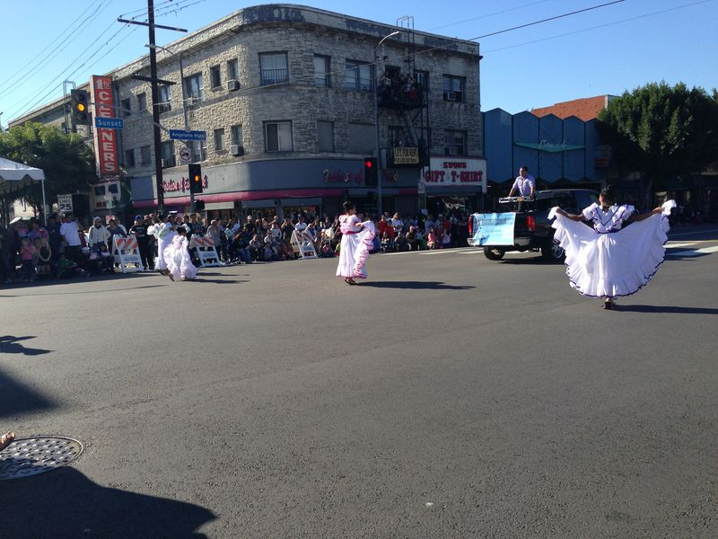Echo Park Holiday Parade Ballet Folkloriko pic 4