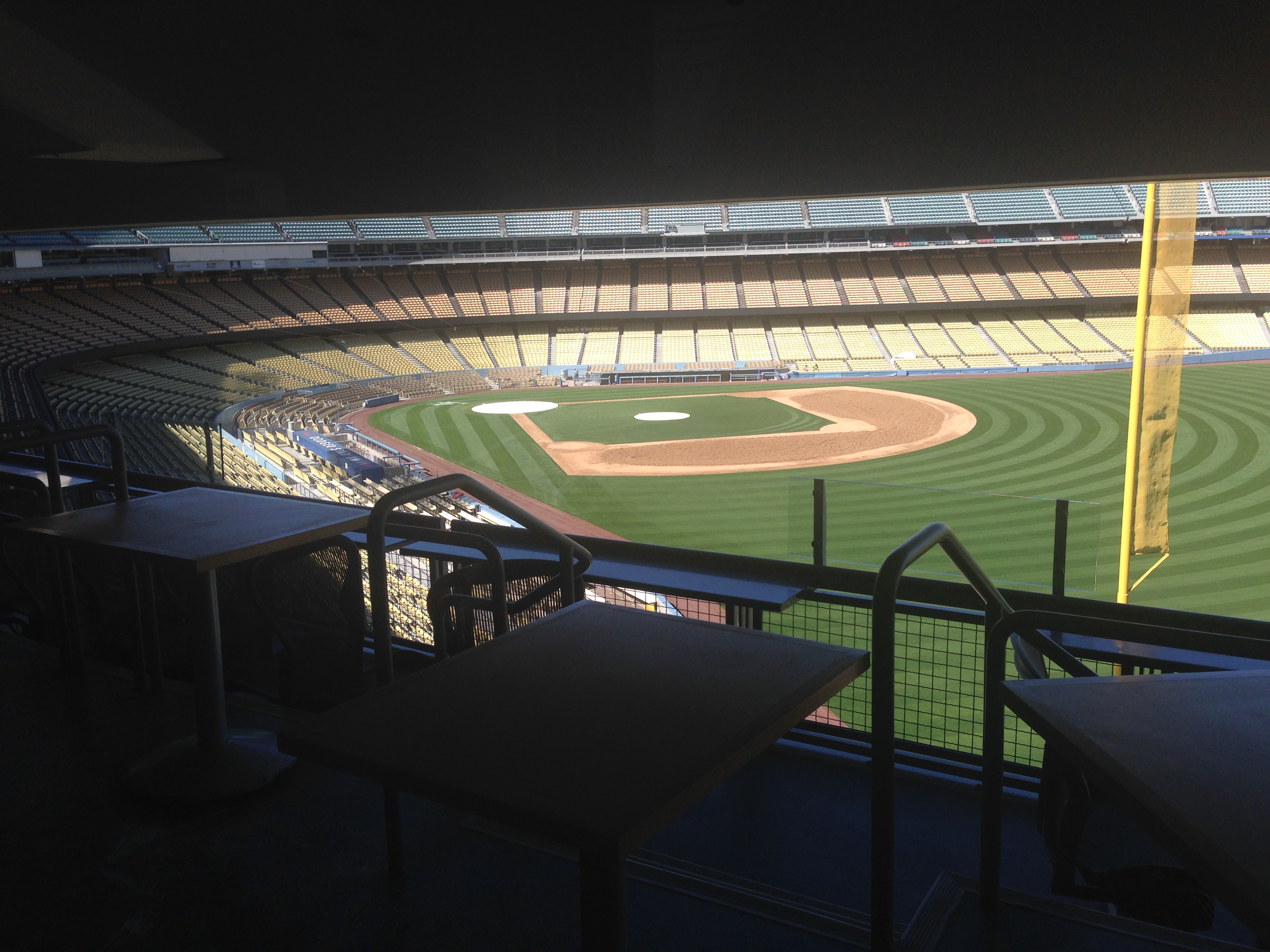 A Dodger Stadium Blog by Tony Varela - Employee Orientation