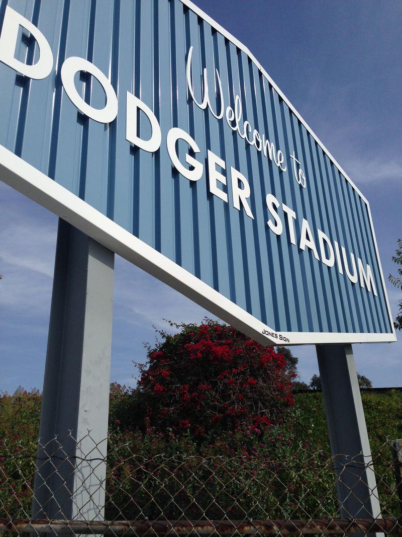 2014 Dodger Blog Ofelias plant 1