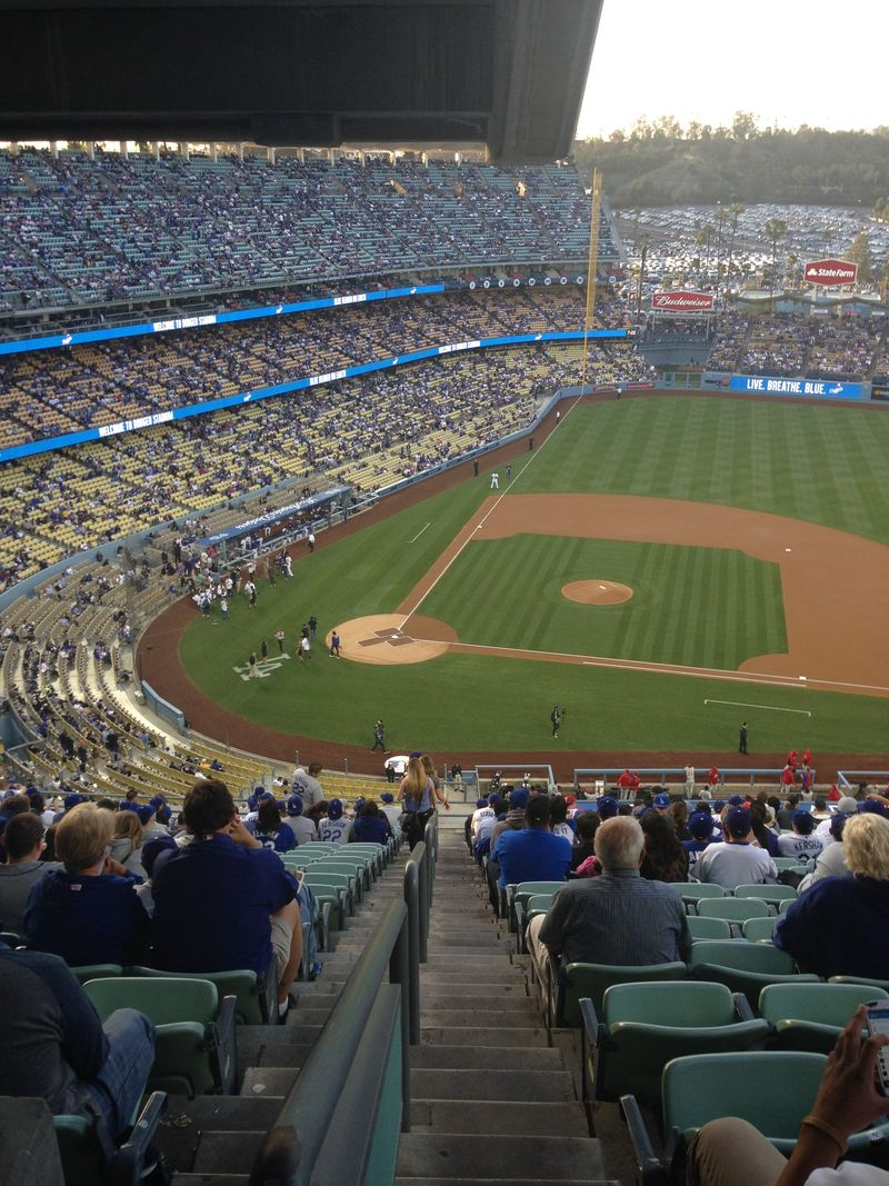 2014 Dodger Blog vs Phillies game 3 pic 10
