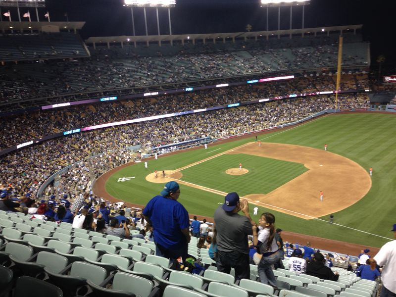 2014 Dodger Blog vs Miami Game 1 Pic 8