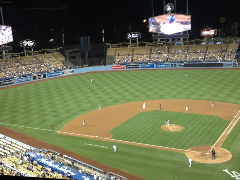 2014 Dodger Blog vs Miami Game 2 Pic 10