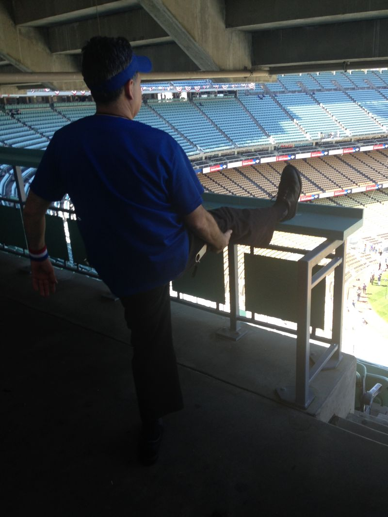 2014 Dodger Blog Opening Day pic 30