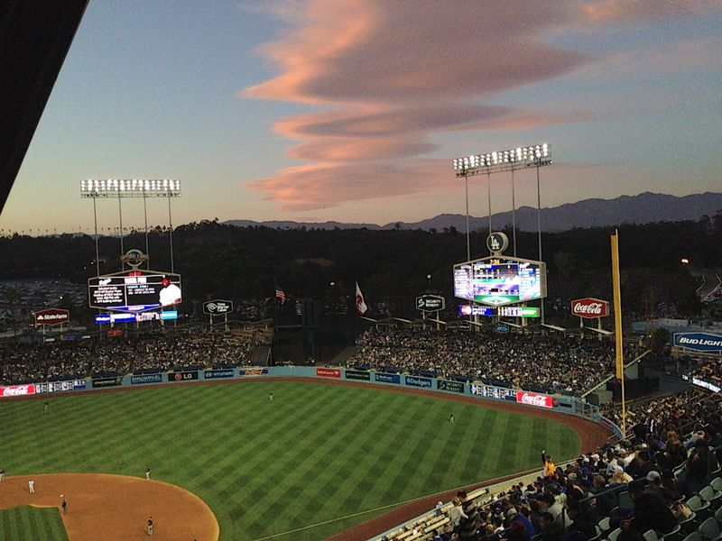 2014 Dodger Blog vs Rockies game 1 pic 10