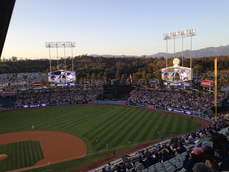2015 Dodger Blog Opening Day pic 21