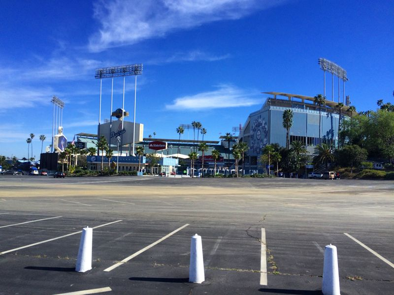 2016 Dodger Blog #1 Freeway Series pic 4