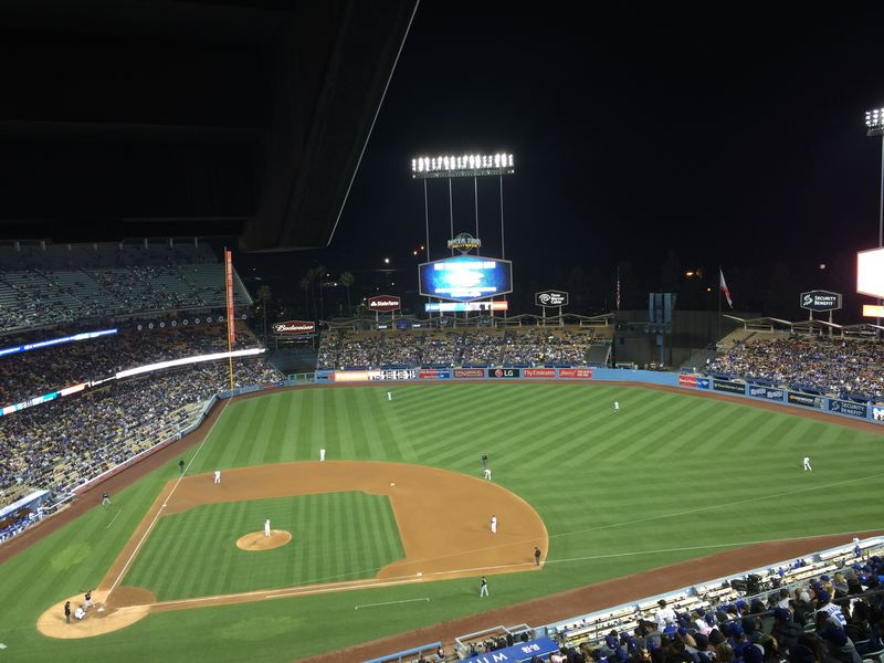 2016 Dodger Blog vs Miami Dee vs Kershaw 2