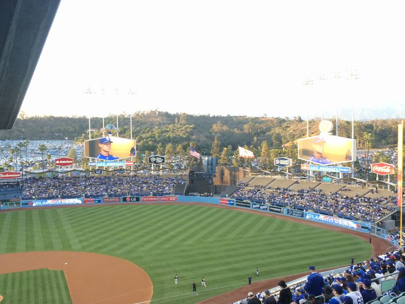 2016 Dodger Blog vs Marlins Mattingly