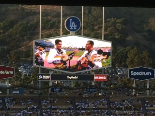 2017 Dodger Blog vs Padres game 3 pic 12