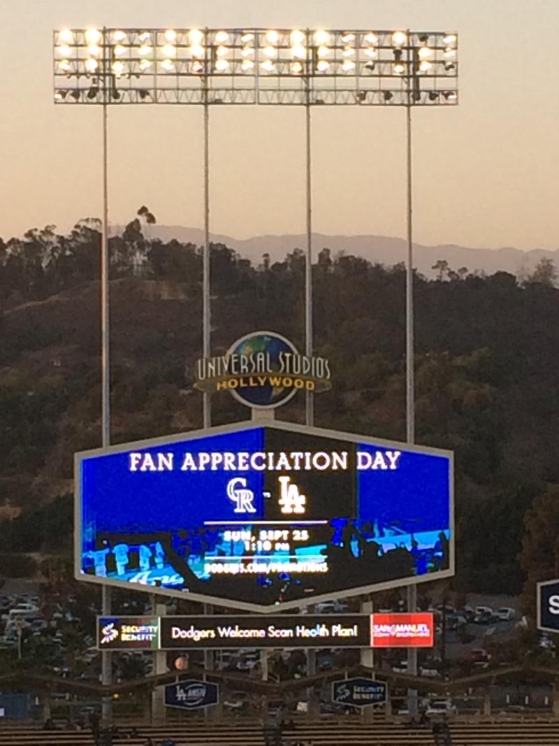 Fan appreciation day 2016 pic 1